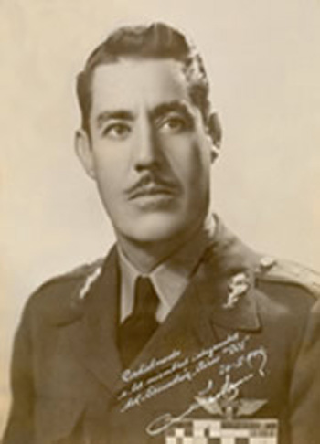 Антонио Карденас Родригес — командир Мексиканских экспедиционных ВВС