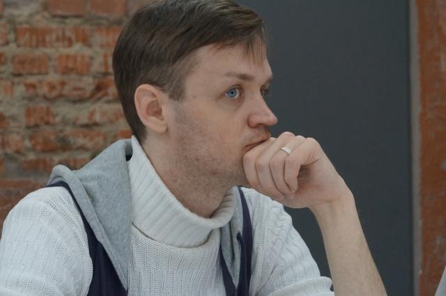 Дмитрий Машин.