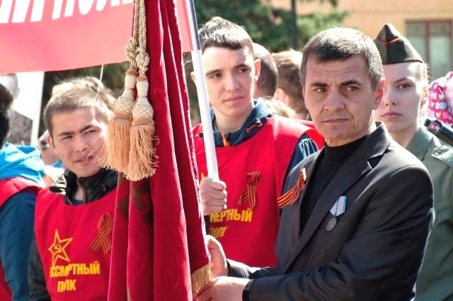 Вывести на акцию столько людей не каждому под силу. Алексею Ахметову это удалось.