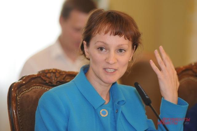 Ирина Садчикова.