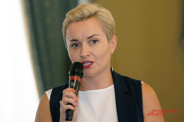 Мария Сёмушкина.