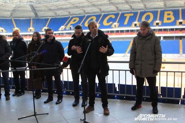 Комиссия FIFA осталась удовлетворенной состоянием готовности города к матчам ЧМ-2018.