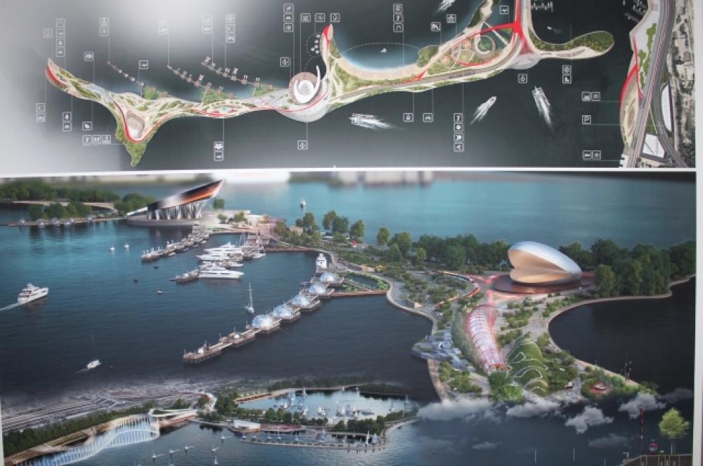Проект, символом которого станет многофункциональный центр