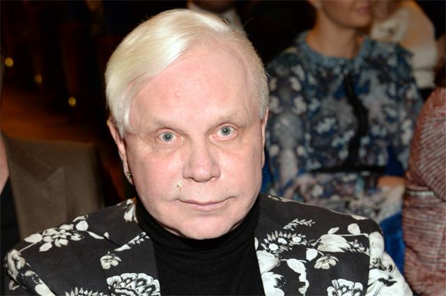 Борис Моисеев, 2016 г.