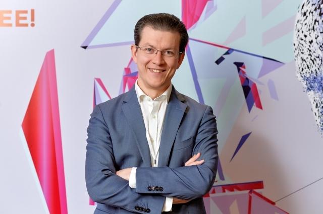 Заместитель председателя правления МКБ, возглавляющий ИТ-направлений Сергей Путятинский.