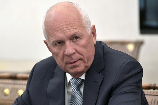Сергей Чемезов.