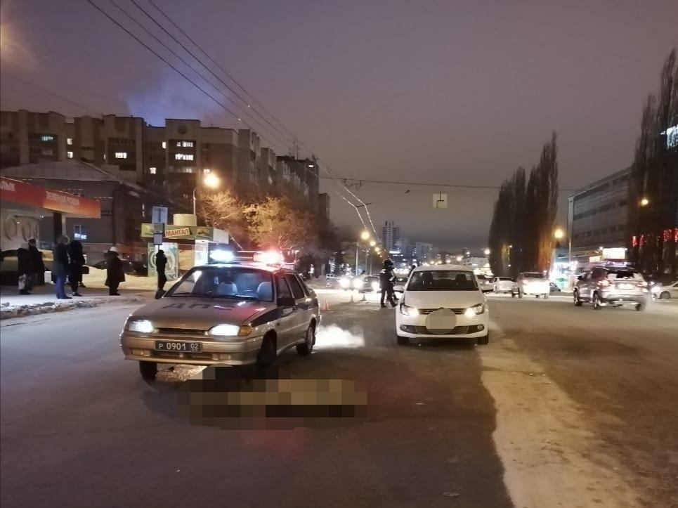 ДТП на улице Менделеева.