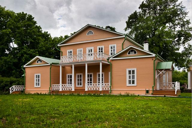 Государственный музей-усадьба М. Ю. Лермонтова (Тарханы), Пензенская область