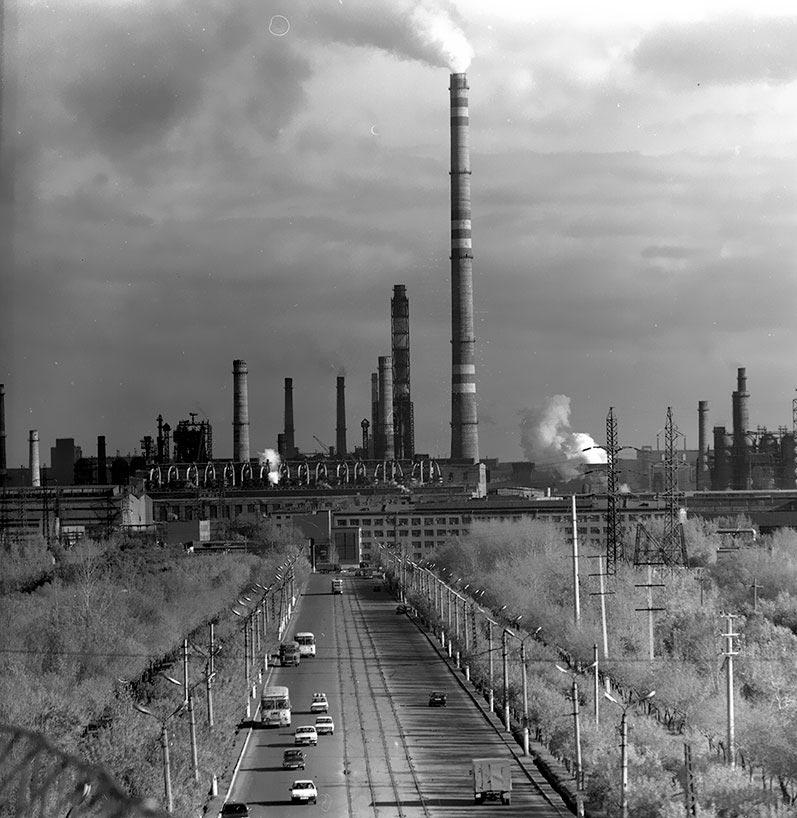 Карметкомбинат. 1970-е гг.