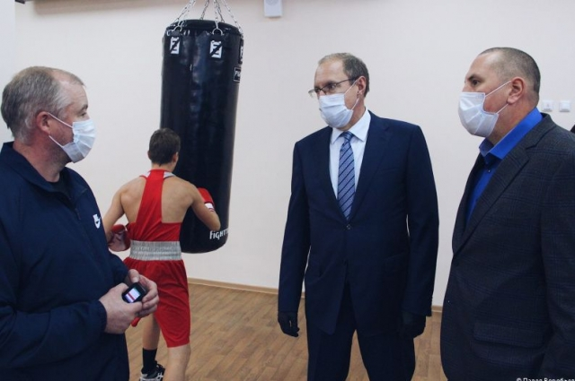 Дмитрий Самойлов: «В детско-юношеском центре сейчас находится самый большой зрительный зал в Мотовилихе на 400 мест – это тоже очень значимо для жителей района»