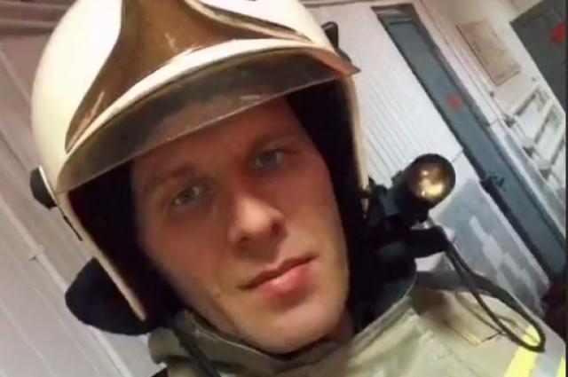 Пожарный из Новочеркасска стал «звездой» TikTok.
