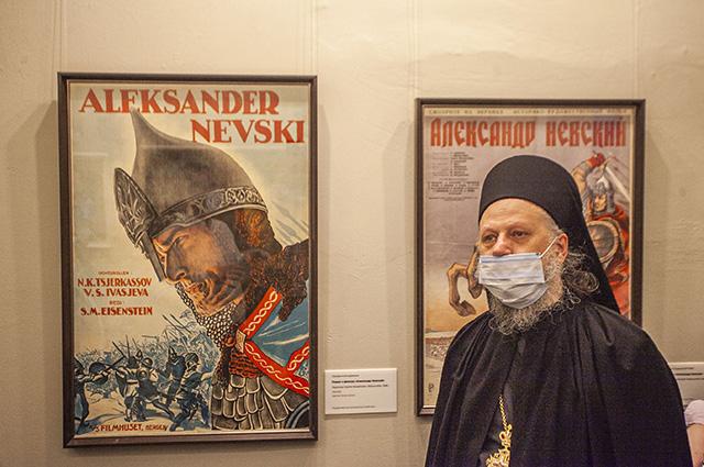 Открытие выставки «Александр Невский в изобразительном искусстве»
