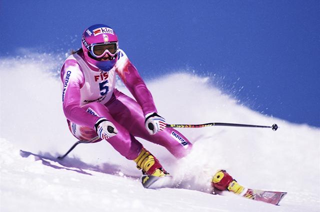 Светлана Гладышева, 1994 год