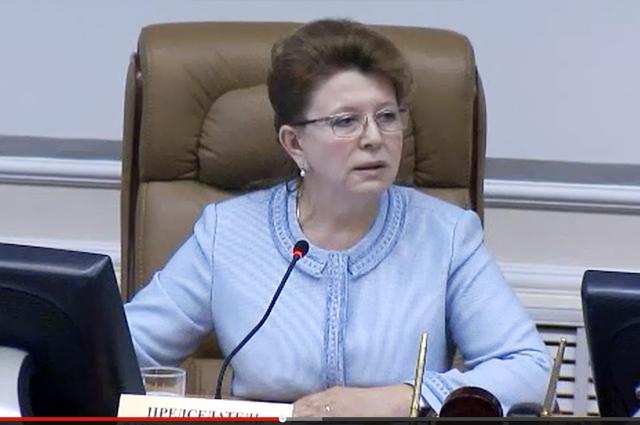 Людмила Берлина