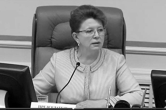 Людмила Берлина.