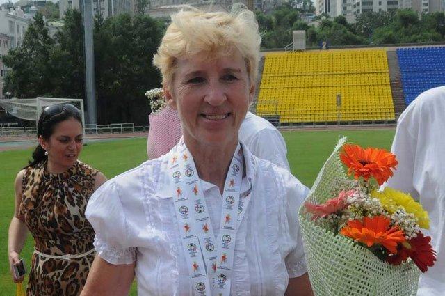 Зрители аплодировали Ольге Козыревой трижды.