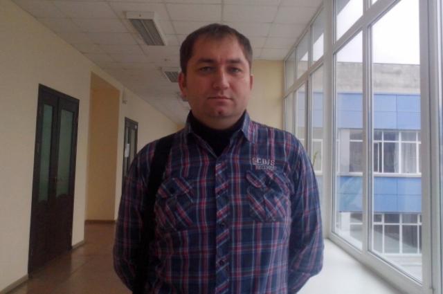 участник географического диктанта, СУ СКР по Чувашии, Олег Дмитриев