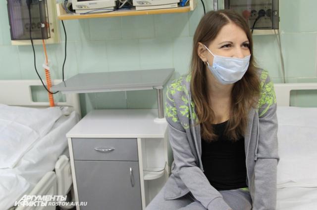Пациентке из Ростова пересадили почку от умершего в больнице человека.