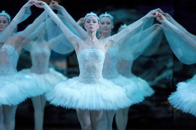 В театре оперы и балета в воскресенье - обновлённый балет