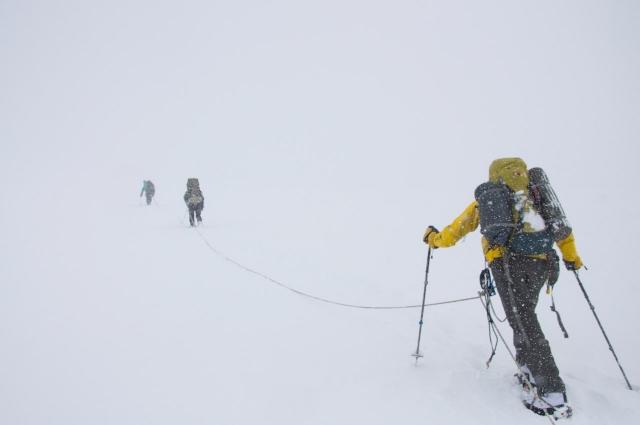 Лев Пантюхин не первый год покоряет снежные вершины