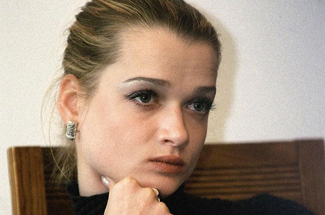 Светлана Хоркина, 2003 г.