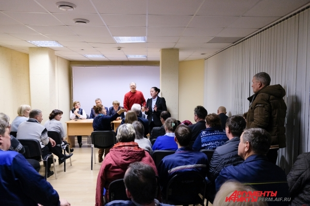 На данный момент ни один сотрудник из ООО «УДС Молот-Прикамье» не уволен.