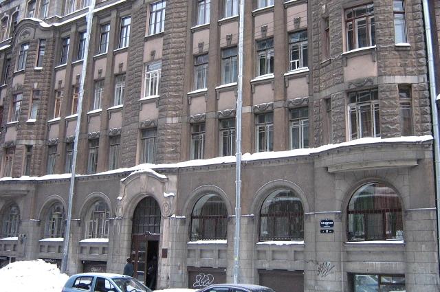 ленин прожил в квартире Аллилуевых три дня.