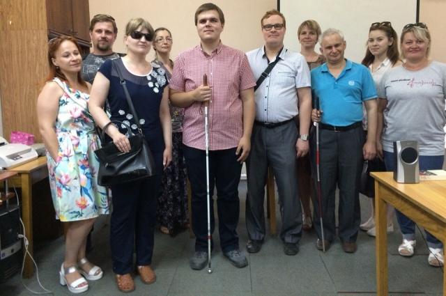 Владимир Васкевич поделился опытом путешетсвий с омичами.