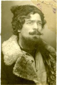 Евгений Фадеевич Пермитин, офицер Белой, потом Красной армии.