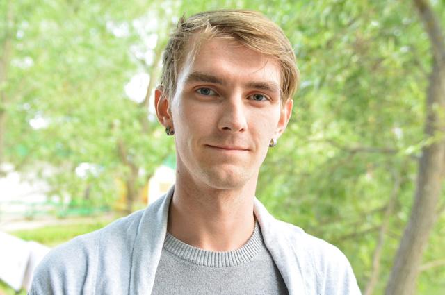 Илья Мельников.