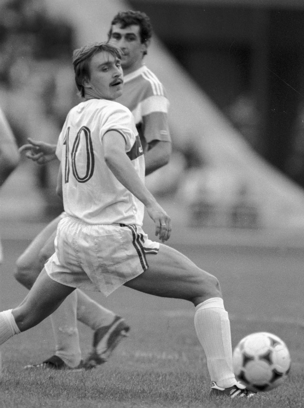Федор Черенков, 1990 г.