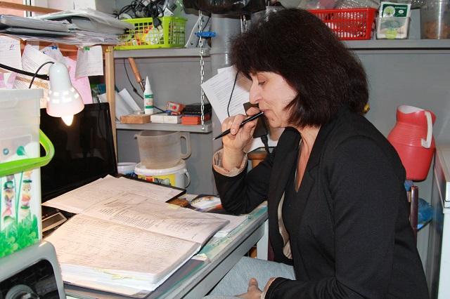 Галина Магомедова готовится к очередному суду.