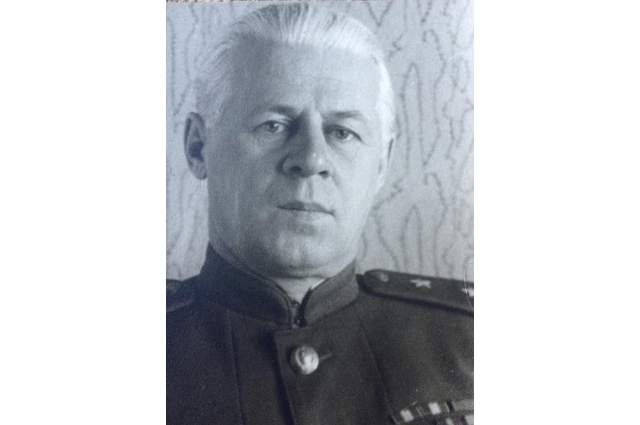 Николай Матвеев.
