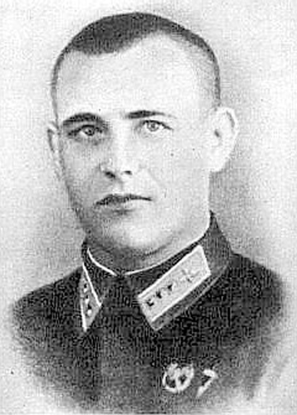 Михаил Петрович Жуков.