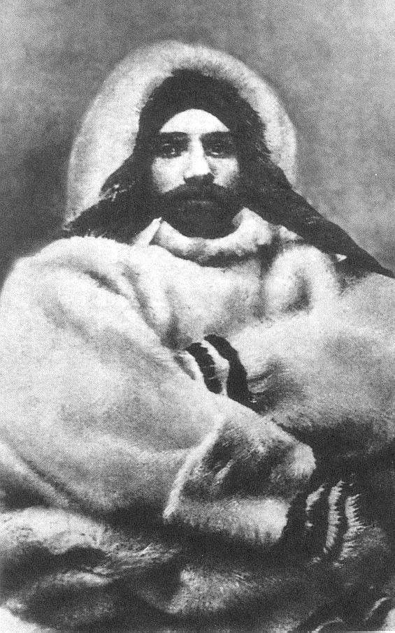 Александр Васильевич Колчак на зимовке у полуострова Таймыр. 1900 1901 гг