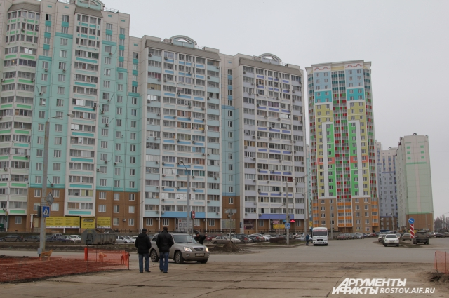 Донские застройщики оценили вызовы 2017 г. и готовы строить больше