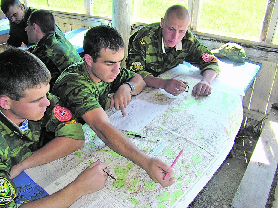 Военная кафедра АлтГТУ
