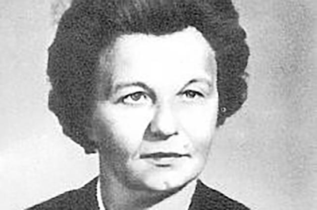 Зинаида Туснолобова-Марченко