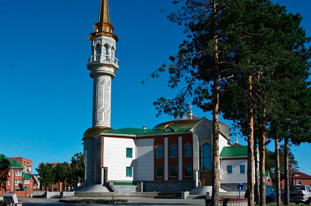 Сургутская соборная мечеть