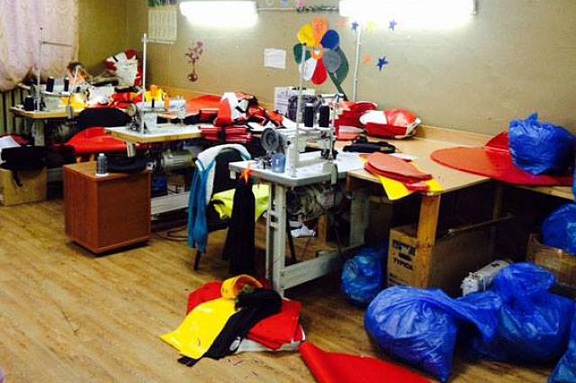 Производство мешков для отходов девушка наладила в родном Петербурге.