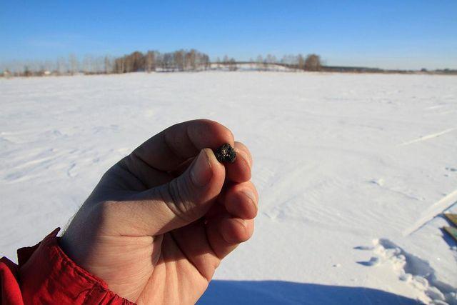Осколок метеорита.