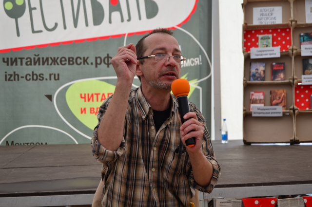 Дмитрий Коваленин ответил на вопрос, почему жителям Удмуртии может быть близок Мураками.