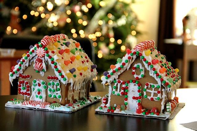 Имбирное печенье- традиционное зимнее угощение!