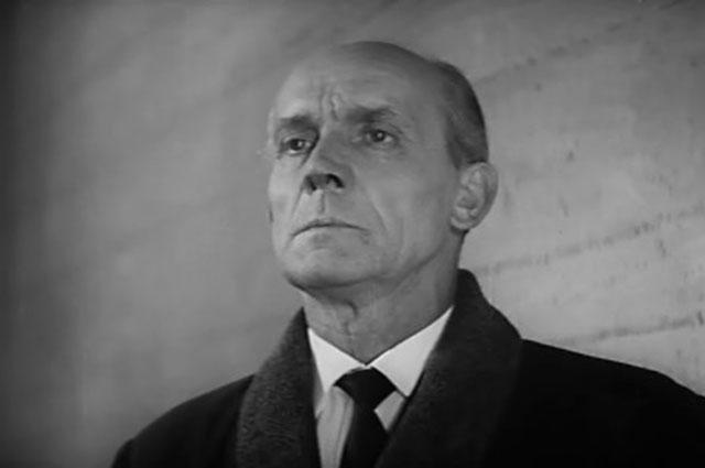 Вацлав Дворжецкий, «Щит имеч», 1968 г.