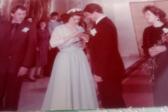 Свадьба Александра и Натальи