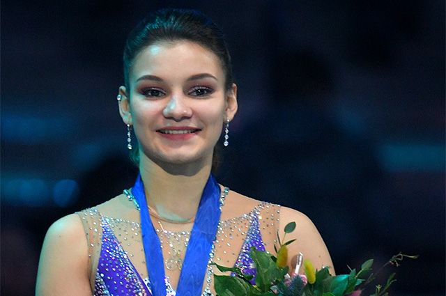 Софья Самодурова.