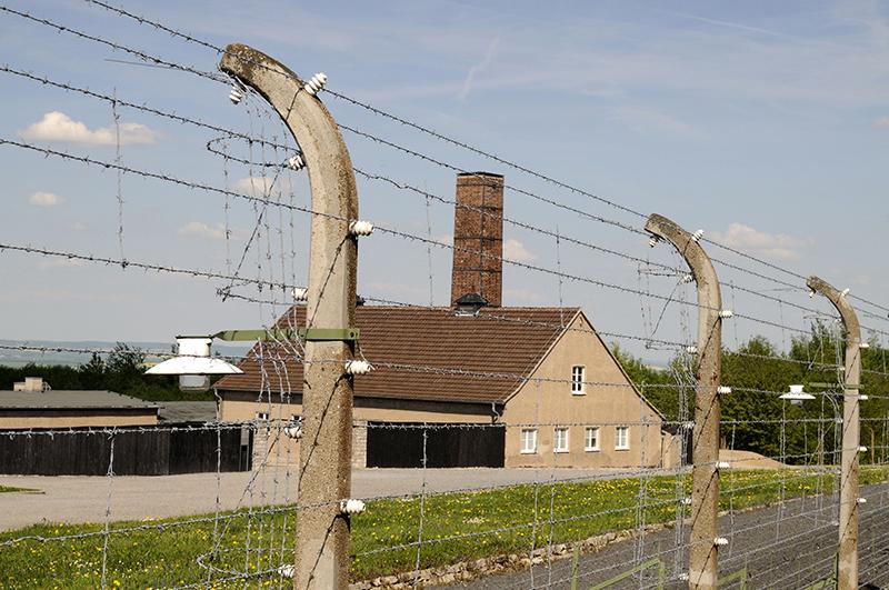 Бухенвальд, наши дни