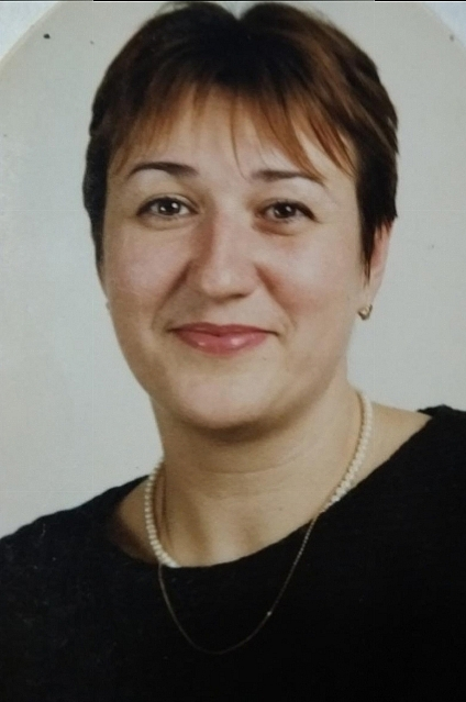 Елена Новосёлова.