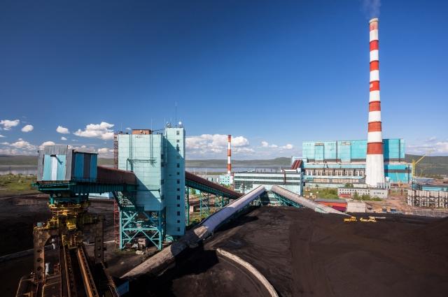 Станция обеспечивает теплом Шарыпово, посёлки Дубинино и Холмогорское.