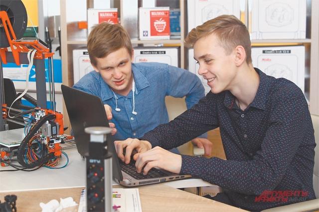 IT-полигон даёт возможность ребятам погрузиться в проектную деятельность и изучать основы шифрования.